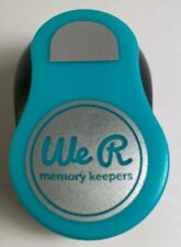 We R Memory Keepers Lever 5/8 in Thumb Nail Scrapbooking Paper Punch
