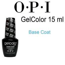 O.P.I ColorGel Nail Soak Off Gel Polish 15 ml. OPI 010 Base