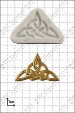 Stampo in silicone CELTIC KNOT | uso alimentare FPC Sugarcraft spedizione gratuita in UK!