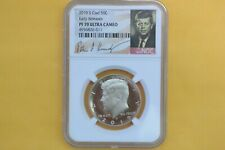 2019 S Clad Kennedy Half Dollar Early Releases NGC PF70 Ultra Cameo