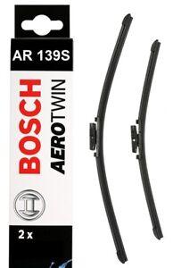 Bosch Front Car Windscreen Wiper Blade AEROTWIN  600mm+400mm AR139S