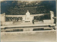 Autriche, Vienne (Wien), Monument à l'impératrice Elisabeth à Vienne  Vinta