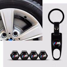 5PCS M Logo Couvercle de soupape BMW X1 X3 X4 X5 X6 1 3 4 5 6 7 series Z4 i3 i8