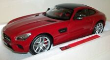 Maisto 1/18 Scale - 38131 Mercedes Benz AMG GT Red Signature series