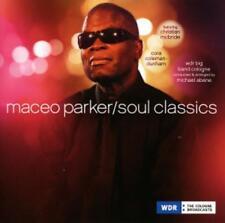 maceo parker soul classic MOOSICUS M 1201-2 CD OVP NEU Jazz