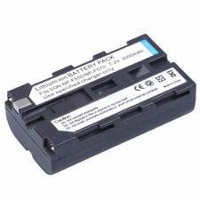 NP-F550 NPF550 Li-ion battery For Sony NP-F330 NP-F530 NP-F570 NP-F730 NP-F750