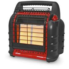 Mr. Heater Big Buddy Portable Propane Heater 18,000 BTU MH18B Type 1 See Desc.