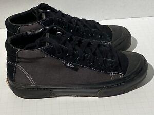 Vans Style 29 Sneakers Boys 4.5 Black