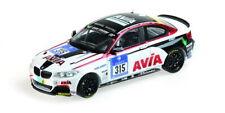 1:43 BMW M 235i n°315 Nurburgring 2014 1/43 • MINICHAMPS 437142415