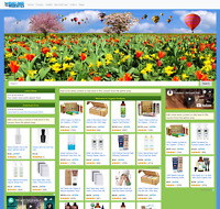 Amazon Affiliate Ready Made Website Organic Products Store