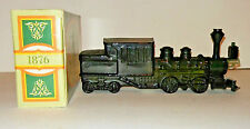 "Vtg 1986 Avon ""1876 Centennial Express Train"" Bottle Wild Country After Shave"