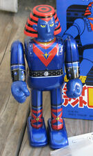 "MEDICOM Nostalgic Future Series 05 ~ ""GIANT ROBO"" 8.5"" Robot Tin Toy JAPAN ~ NIB"