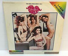 Yum Yum Girls (1978) [28-010] Laserdisc Not A DVD
