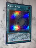 1st Edition Super Rare Toon Chaos Mint YuGiOh x5 Chaos Space TOCH-EN009