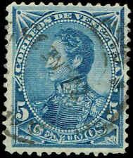 Scott # 74 - 1882 - ' Simon Bolivar '