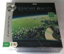 BBC Imagination PLANET EARTH Interactive DVD Puzzle Board Game Brand NEW Sealed