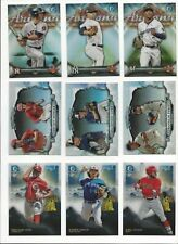 2018 BOWMAN CHROME INSERTS - ARIZONA FALL LEAGUE, STERLING, POTENTIAL - U PICK!!