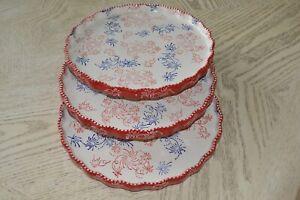 Temp-tations  Floral lace Baker Firework 3 PCS