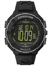 Timex T49950 Men's Expedition INDIGLO® Shock XL Vibrating Alarm Watch