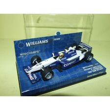 WILLIAMS FW23 1st WIN SAN REMO 2001 R. SCHUMACHER MINICHAMPS 1:43