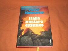 peter kolosimo italia mistero cosmico ,club 1978,cart. + sovr.