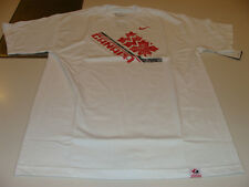 2012 World Junior Championship Canada Retro Logo 30th Anniversay Shirt White XXL