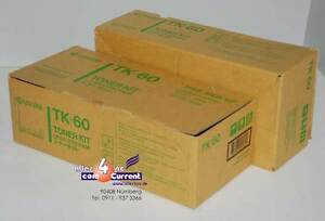 Kyocera Toner Kit TK-60 1800 3800 Series Black New#K0888