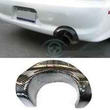 Carbon Fit For Mitsubishi Evo 8 9 2004-2007 Refit Rear Bumper Exhaust Heatshield