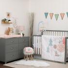 Carter's Woodland Meadow 3pc Crib Bedding Set