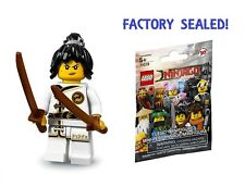 LEGO The Ninjago Movie Series Minifigure - Spinjitzu Training Nya - Water 71019
