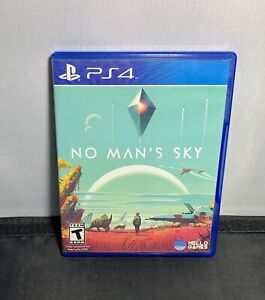 No Man's Sky (PlayStation 4, 2016) PS4 Console Original 1st Release Rare OOP NR