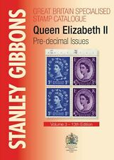 Great Britain Specialized Stamp Catalogue Queen Elizabeth 2 Pre-Decimal Issue Sg