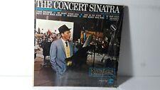FRANK SINATRA  THE CONCERT   RECORD