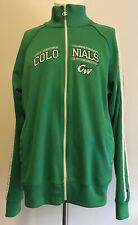 Vintage George Washington University Zippered Jacket