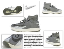 Men's NIKE Zoom HyperRev Kyrie Irving Gray Basketball Sneakers:Size 7.5 M