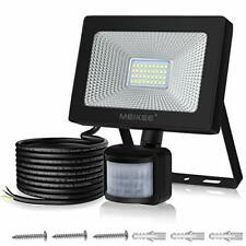 Motion Sensor Security Lights Outdoor, MEIKEE 30W 3400 lumens Super Bright PIR