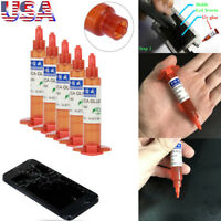 LOT UV Glue Liquid Adhesive LOCA For Cell Phone Front Glass LCD Digitizer Repair