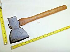 "Broad Axe Hatchet, Vintage Broad Axe / Hatchet, 5-7/16"" Wide Blade, Nice Patina"