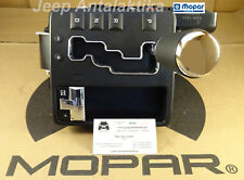 Shifter Jeep Grand Cherokee 08-10 Automatic Transm. 52124682AE New Genuine Mopar