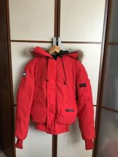 Canada Goose Chilliwack Bomber Red XXS (Fits S) Brand New Retail £750