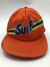 Surf Detergent Advertising Cap Snapback Adjustable