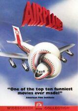 AIRPLANE! - DVD - LESLIE NIELSEN, ROBERT HAYES, JULIE HAGERTY - CLASSIC COMEDY