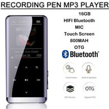 16GB Portable MP3 Player Lossless HIFI*MP4 Music Player Bluetooth Music speaker