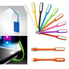 Mini USB LED Flexible Computer Lamp Reading Light for Notebook Laptop Portable