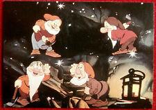 Walt Disney's SNOW WHITE - Card # 24 - THE SEVEN DWARFS - Skybox 1993