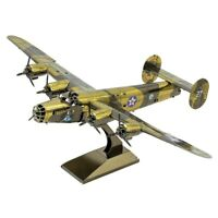 Fascinations Metal Earth Consolidated B-24 LIBERATOR 3D Steel Model Kit MMS179