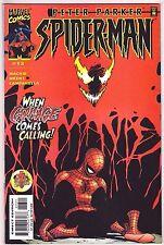 PETER PARKER SPIDER-MAN#13 VF/NM 2000 CARNAGE MARVEL COMICS