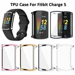 Accessories Screen Protector Case Cover Protective TPU For Fitbit Charge 5