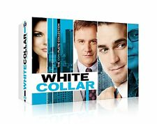 White Collar . The Con-Plete Collection . Season 1 2 3 4 5 6 . 22 DVD . NEU OVP
