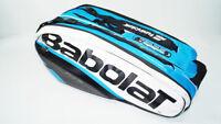 *NEU*Babolat Pure RH x12 Tennistasche 12er blue 2018 play Racket bag new